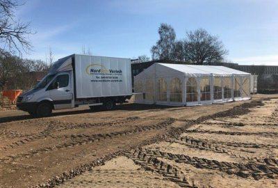 Baubeginn Privat Schule Kaltenkirchen 2017