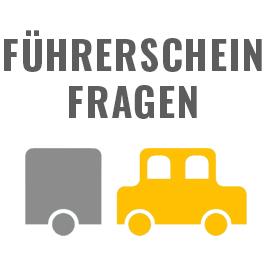 Anhänger und Führerscheinfragen